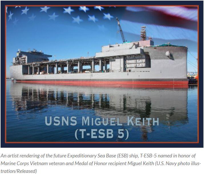 USNS Miguel Keith